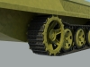 Panzerwerfer 42 Track and Suspension