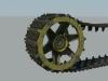 Panzerwerfer 42 Drive Sprocket